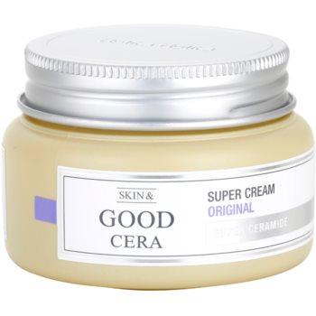 Holika Holika Skin & Good Cera stark feuchtigkeitsspendende Creme für trockene Haut