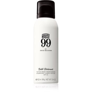 House 99 Bold Statement cremă hidratantă pentru tatuaje SPF 30