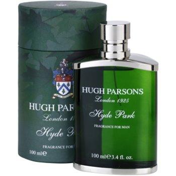 Hugh Parsons Hyde Park Eau de Parfum für Herren 1