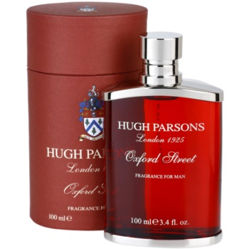 Hugh Parsons Oxford Street Eau de Parfum para homens 1