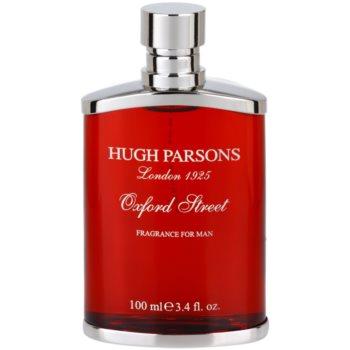 Hugh Parsons Oxford Street Eau de Parfum para homens 2