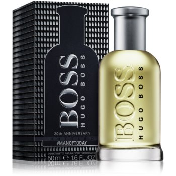 Poza Hugo Boss Boss Bottled 20th Anniversary Edition eau de toilette pentru barbati 50 ml