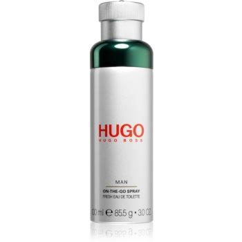 Hugo Boss HUGO Man Eau de Toilette Spray pentru bărbați