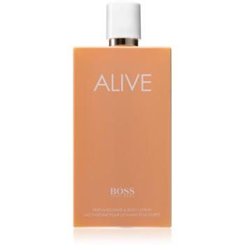 Hugo Boss BOSS Alive loțiune parfumată pentru corp pentru femei