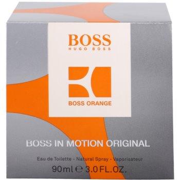 Hugo Boss Boss In Motion Eau de Toilette para homens 3