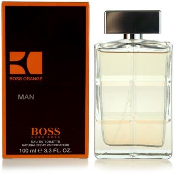 Hugo Boss Boss Orange Man Eau de Toilette für Herren