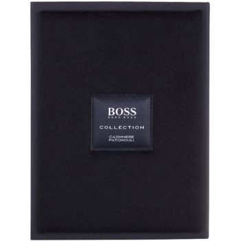 Hugo Boss Boss The Collection Cashmere & Patchouli тоалетна вода за мъже 4