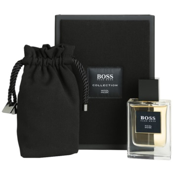 Hugo Boss Boss The Collection Wool & Musk Eau de Toilette para homens 1