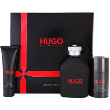 Hugo Boss Hugo Just Different zestaw upominkowy