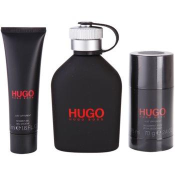 Hugo Boss Hugo Just Different set cadou 1