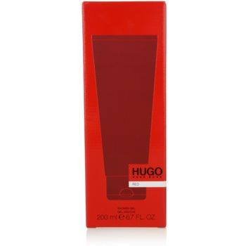 Hugo Boss Hugo Red gel de duche para homens 3