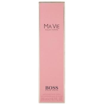 Hugo Boss Boss Ma Vie Body Lotion for Women 3