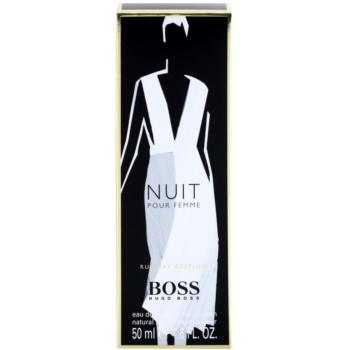 Hugo Boss Boss Nuit Pour Femme Runway Edition 2015 Eau de Parfum für Damen 4