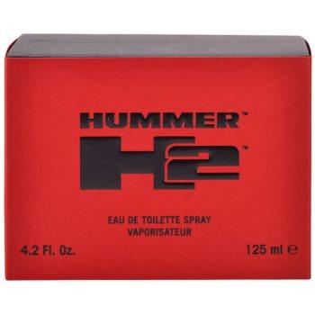 Hummer H2 woda toaletowa dla mężczyzn 4