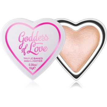 I Heart Revolution Goddess of Love pudra pentru luminozitate imagine produs