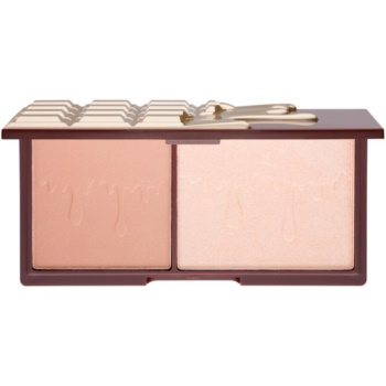 I Heart Revolution Mini Chocolate paleta bronzare si stralucire imagine produs
