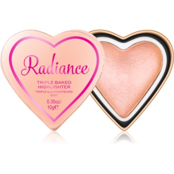 I Heart Revolution Glow Hearts iluminator compact imagine produs