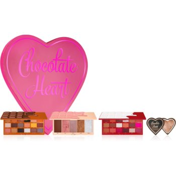 I Heart Revolution Chocolate set cosmetice