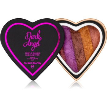 I Heart Revolution Dark Angel iluminator compact imagine produs