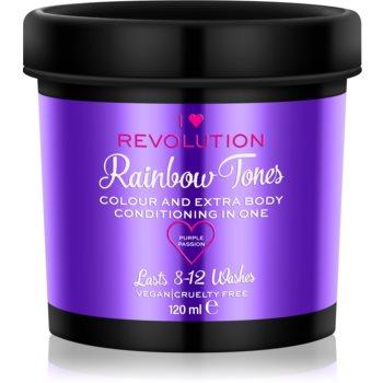 I Heart Revolution Rainbow Tones Culoare temporarã pentru pãr imagine produs