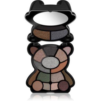 I Heart Revolution Teddy Bear paletă cu farduri de ochi