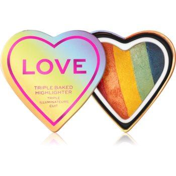 I Heart Revolution Love iluminator pentru ten