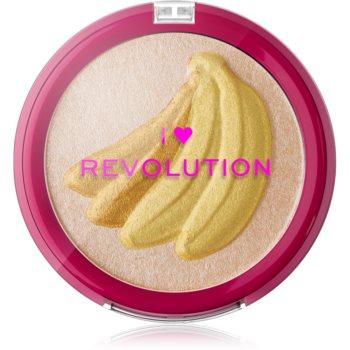 I Heart Revolution Fruity Pudra compacta ce ofera luminozitate imagine produs