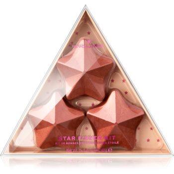 I Heart Revolution Fizzer Kit Star tablete colorate efervescente pentru baie