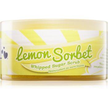 I love... Lemon Sorbet exfoliant din zhar pentru netezire poza