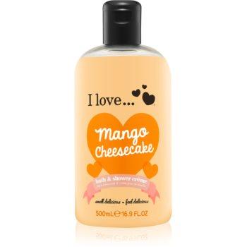 I love... Mango Cheesecake cremã de du? ?i baie imagine produs