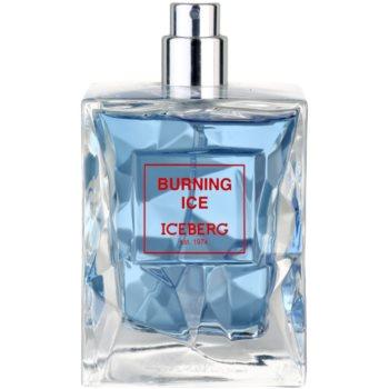 Iceberg Burning Ice woda toaletowa tester dla mężczyzn