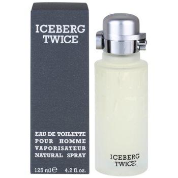 Fotografie Iceberg Twice pour Homme toaletní voda pro muže 125 ml