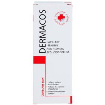 Ideepharm Dermacos Capillary serum wzmacnijące do skóry wrażliwej ze skłonnością do przebarwień 2