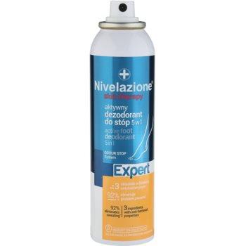 Ideepharm Nivelazione Expert Aktivdeo für die Füße 5 in 1 im Spray 1