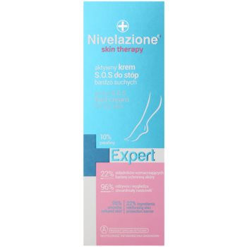 Ideepharm Nivelazione Expert Creamă activă SOS pentru picioare cu piele uscată 2