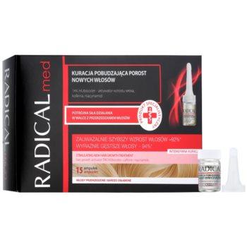 Ideepharm Radical Med tratament pentru stimularea creșterii părului