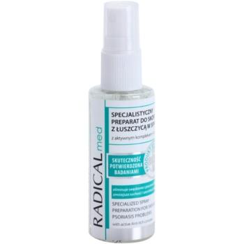Ideepharm Radical Med Psoriasis professzionális bőrnyugtató ápolás pikkelysömörre