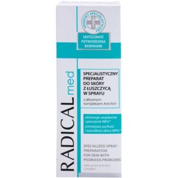 Ideepharm Radical Med Psoriasis professzionális bőrnyugtató ápolás pikkelysömörre 2