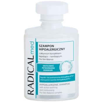 Ideepharm Radical Med Psoriasis Sampon hipoalergenic pentru psoriazis al scalpului