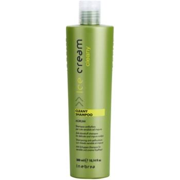 Inebrya Cleany šampon proti prhljaju za občutljivo lasišče