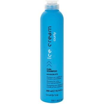 Inebrya Curly šampon pro vlnité a trvalené vlasy