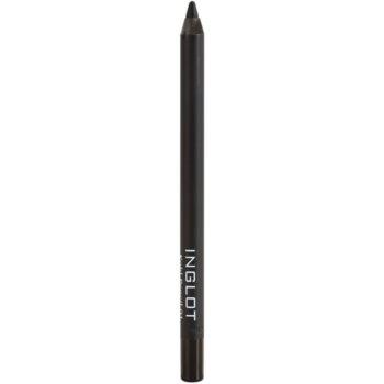 Inglot Basic creion de ochi rezistent la apa cu pigment ridicat