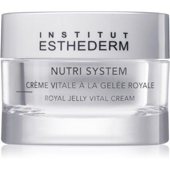 Institut Esthederm Nutri System Royal Jelly Vital Cream výživný krém s mateří kašičkou 50 ml