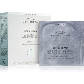Institut Esthederm Lift & Repair Eye Contour Lift Patches mascã patch de ochi, pentru o piele mai fermã imagine produs