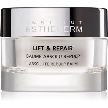 Institut Esthederm Lift & Repair Absolute Repulp Balm Smoothing crema pentru a consolida conturul feței poza noua