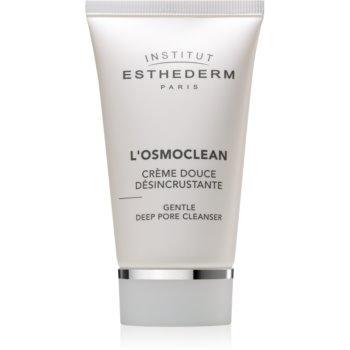Institut Esthederm Osmoclean Gentle Deep Pore Cleanser Crema pentru curatarea porilor