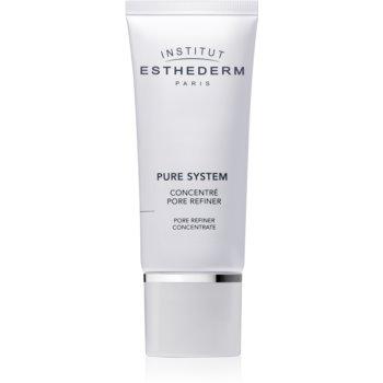 Institut Esthederm Pure System Pore Refiner Concentrate concentrat pentru netezirea pielii si inchiderea porilor