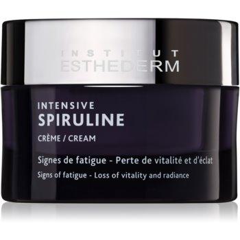 Institut Esthederm Intensive Spiruline Cream Crema de revitalizare extrem de concentrată pentru îngrijirea pielii obosite poza noua