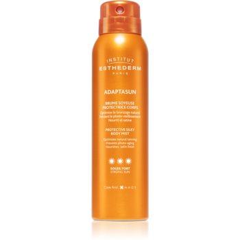 Institut Esthederm Adaptasun Protective Silky Body Mist Body Mist cu o protectie UV ridicata imagine produs