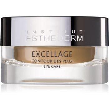 Institut Esthederm Excellage Eye Care cremă nutritivă pentru refacerea densității pielii în zona ochilor